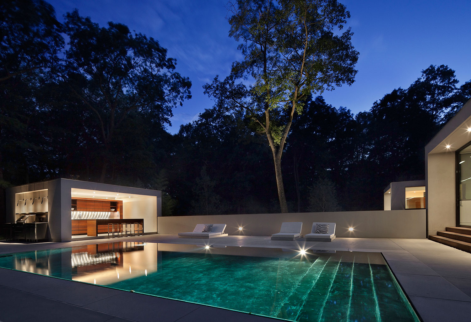 New Canaan Residence - Specht Architects
